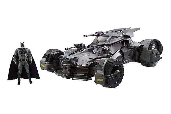 Ultimate Justice League App-Controlled RC Batmobile