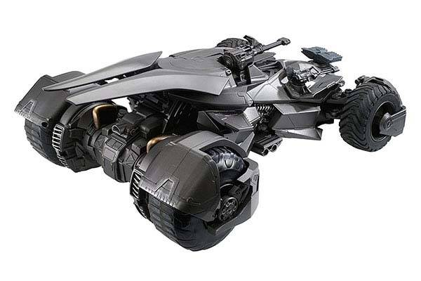 Ultimate Justice League App-Controlled RC Batmobile