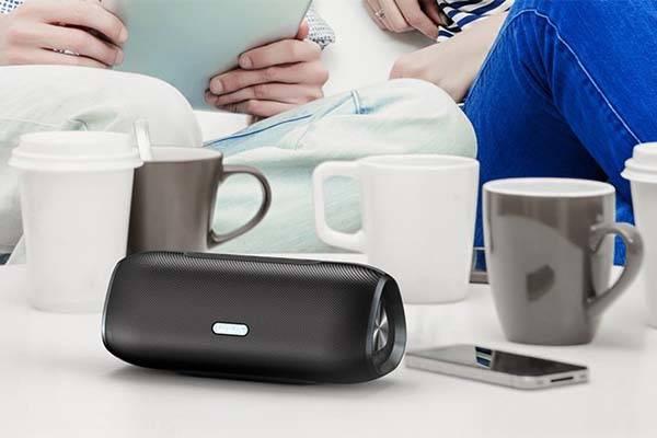 Vava IPX5 Water Resistant Bluetooth Portable Speaker