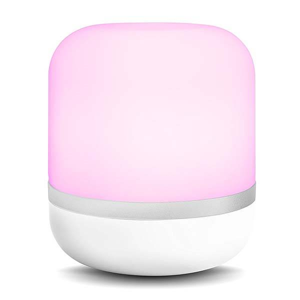 WiZ Smart LED Table Lamp Supports Amazon Alexa and Google Home