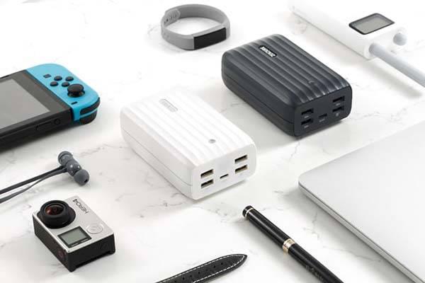 X6 USB-C PD Power Bank and Zendure USB-C Desktop/Wall Charger