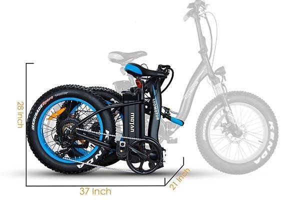Addmotor M-140 Folding Electric Bicycle