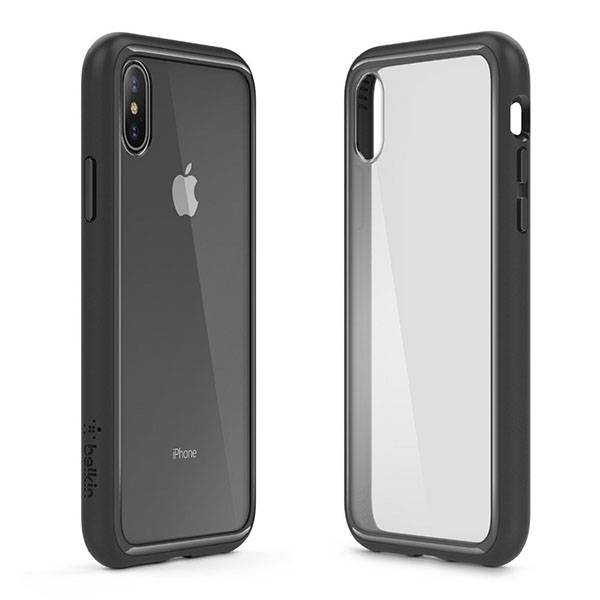Belkin Sheer Force Elite iPhone X Case
