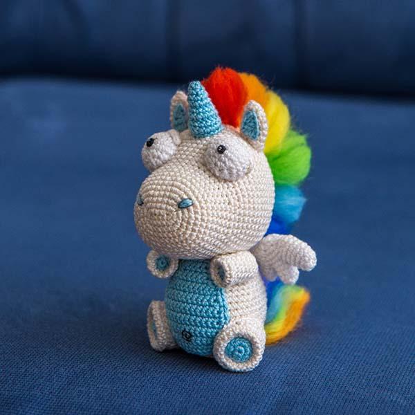 Cute Unicorn Crochet Pattern Gadgetsin