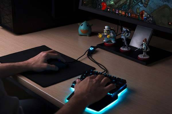 Dygma Raise Detachable Mechanical Gaming Keyboard