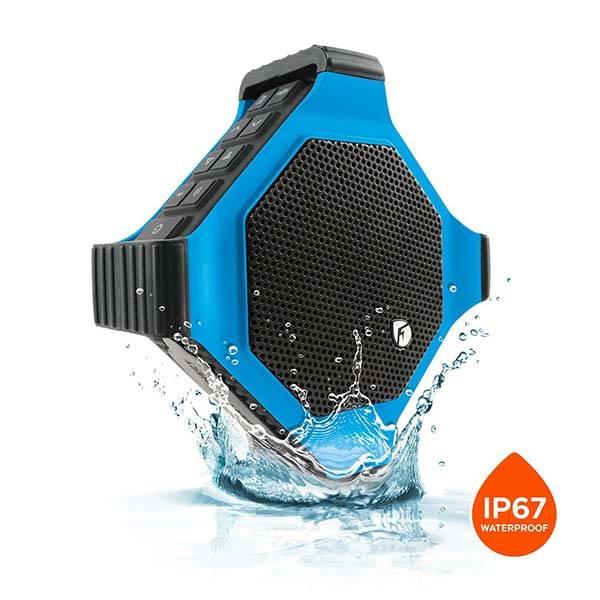 EcoXGear EcoDrift Rugged Waterproof Bluetooth Speaker