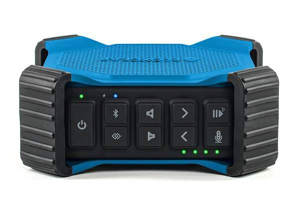 EcoXGear EcoDrift Rugged Waterproof Bluetooth Speaker