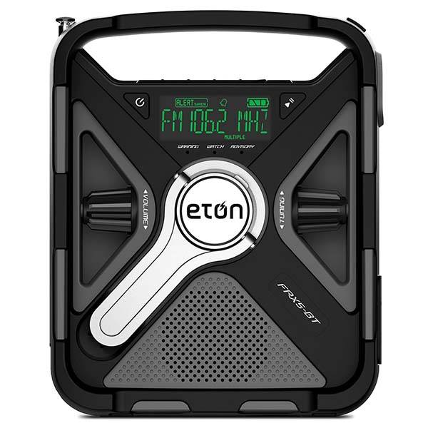 Eton FRX5 Bluetooth Emergency Weather Radio with Power Bank