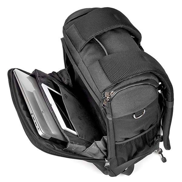 Evecase Shell DSLR Camera Backpack