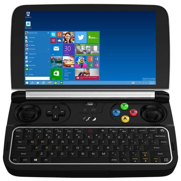 GPD WIN 2 Handheld Game Console with Windows 10