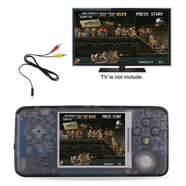 The Handhold Game Console with 800 Retro Games