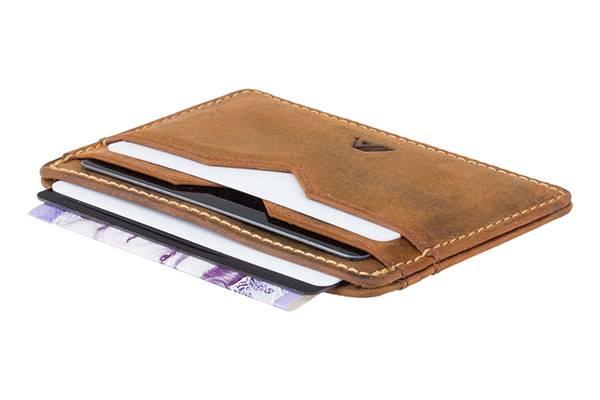 Handmade Leather Front Pocket Wallet