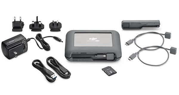 LaCie DJI CoPilot 2TB Portable Drive