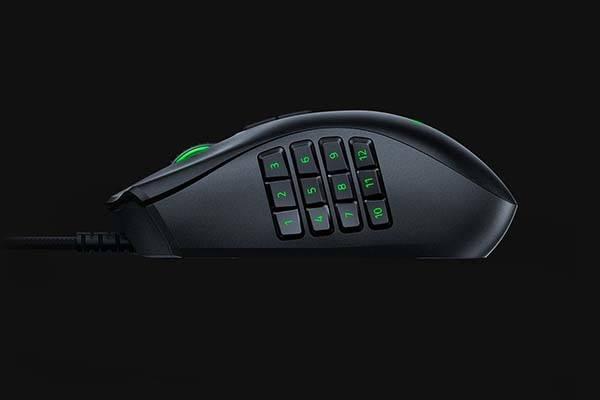 Razer Naga Trinity Chroma Modular Gaming Mouse