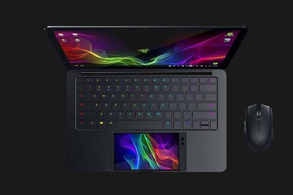 Razer Project Linda Concept Laptop Powered by Razer Phone