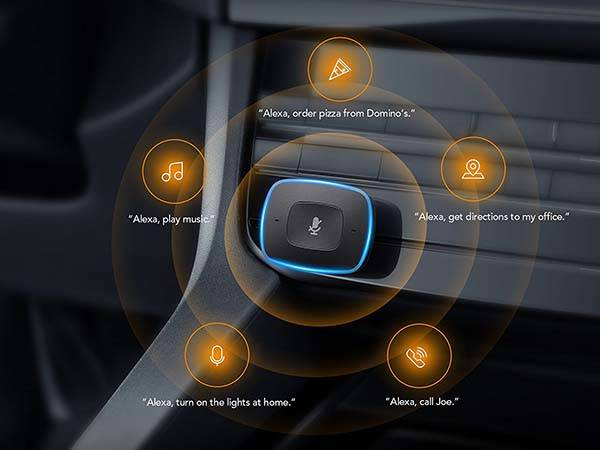 Roav Viva Alexa Enabled Smart USB Car Charger