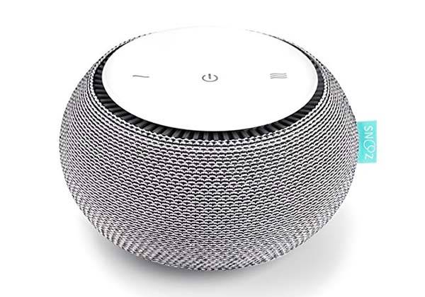 SNOOZ App-Enabled White Noise Sound Machine