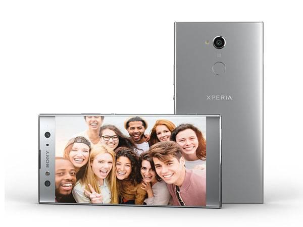 Sony Xperia XA2 Ultra Selfie Smartphone