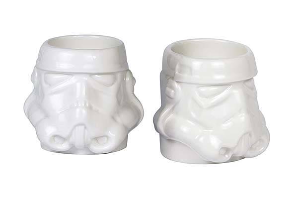 Star Wars Stormtrooper Espresso Mug Set