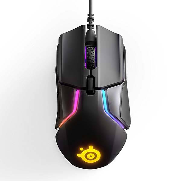 SteelSeries Rival 600 Gaming Mouse with Dual Optical Sensors