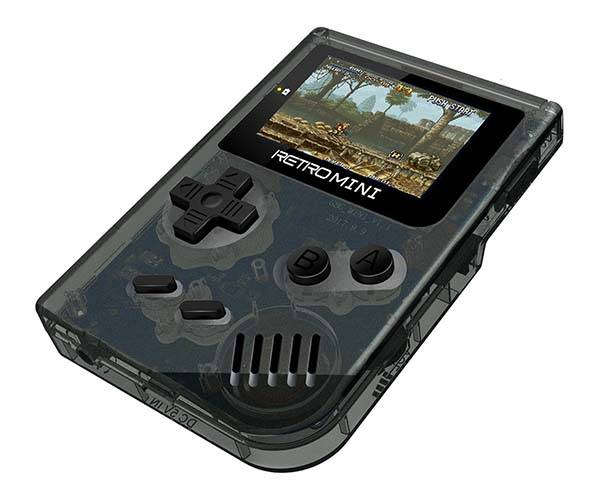 The Handheld Gaming Console with 548 Classic GBA Games