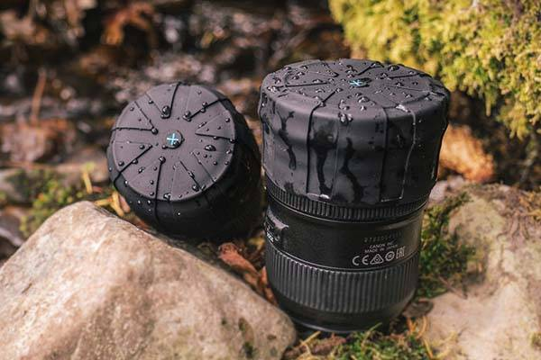 The Universal Lens Cap Fits Every DSLR Camera Lens