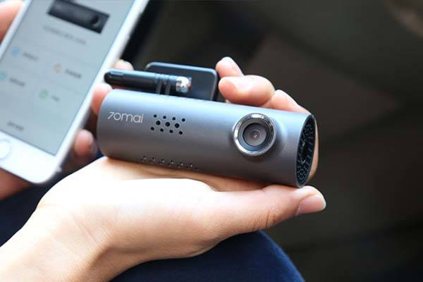 70MAI Smart Dash Cam with Voice Control