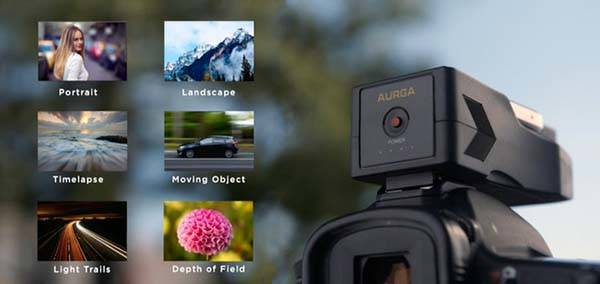 Aurga Smart DSLR Assistant and Cloud Storage Device