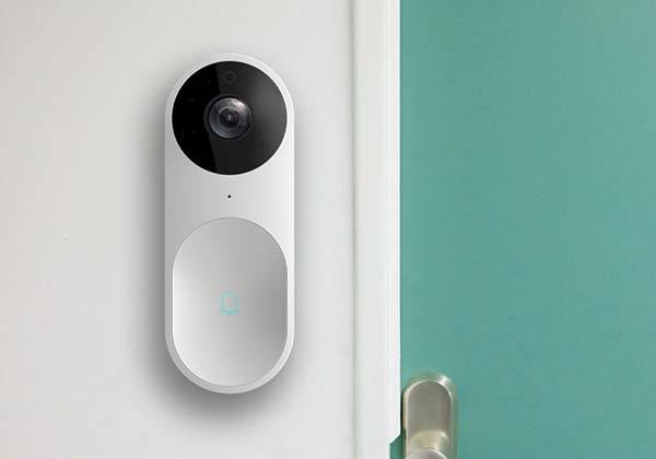 Belle A.I Powered Smart WiFi Doorbell with Security Camera