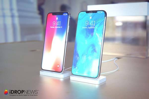 iPhone X II/2 with Two 3D Sensors and Dual SIM