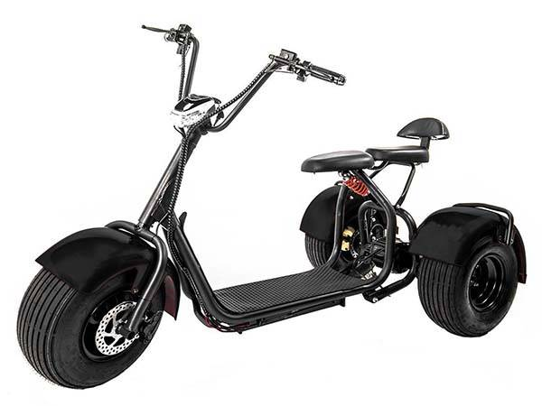 eDrift UH-ES395 3-Wheel Electric Scooter