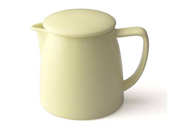 Forlife Canary Minimal Ceramic Teapot
