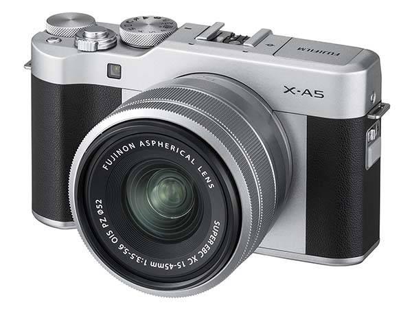 Fujifilm X-A5 Mirrorless Camera