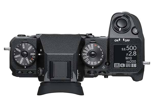 Fujifilm X-H1 Mirrorless Camera