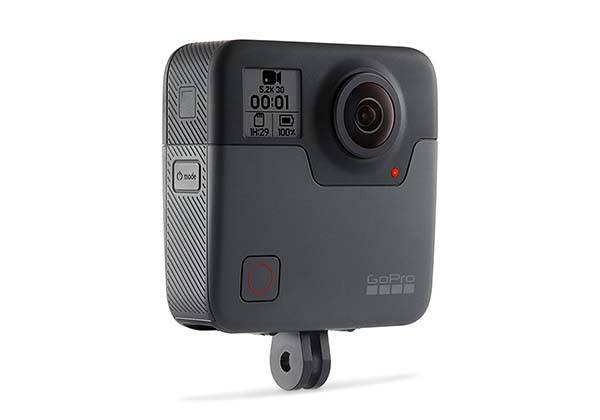 GoPro Fusion Waterproof VR Camera
