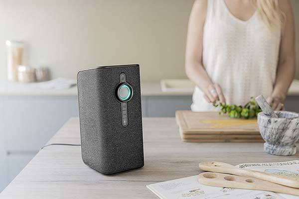 KitSound Voice One Alexa Enabled Smart Speaker