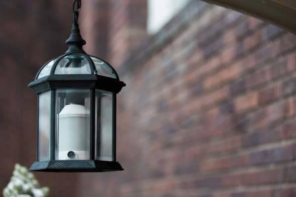 LightCam Smart Lightbulb with Built-in Security Camera