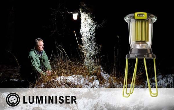 Luminiser Tea Candle Powered LED Lantern