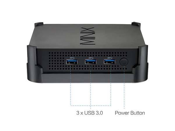 Minix NEO B42C-4 Customizable Mini PC