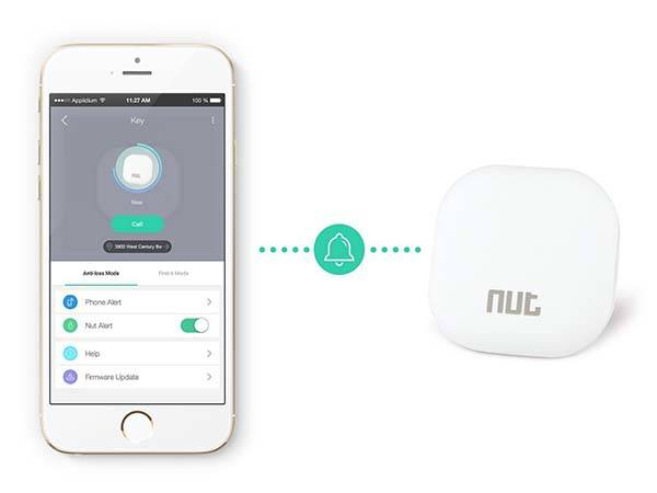 Nut 3s Compact Bluetooth Tracker
