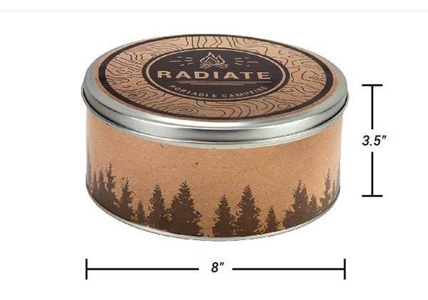 Radiate Portable Outdoor Campfire