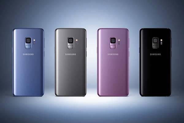 Samsung Galaxy S9 Smartphone