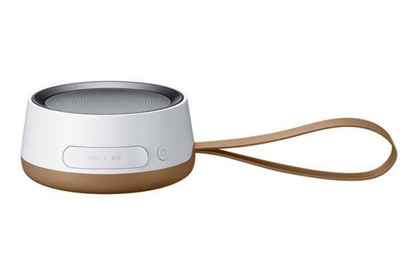 Samsung Scoop Splash Resistant Bluetooth Mini Speaker
