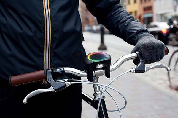 SmartHalo Smart Bike Assistance with Turn-by-turn Navigation and Fitness Tracker