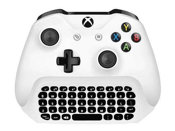 The Xbox One Controller Chatpad with 3.5mm Audio Jack ... Xbox Chatpad Wiring Diagram on
