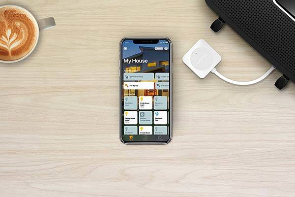 WeMo Bridge Works with Apple HomeKit