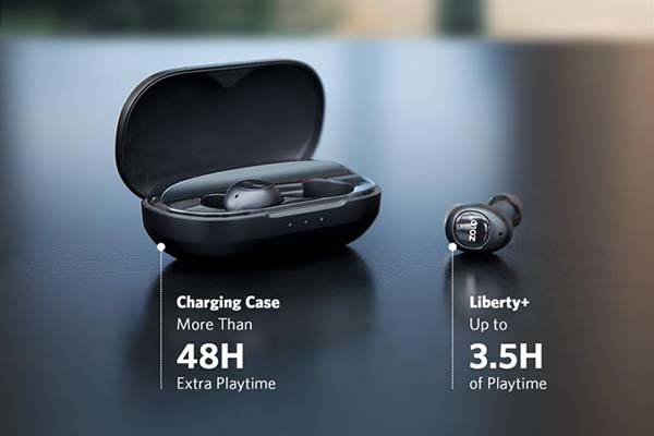 Anker ZOLO Liberty+ True Wireless Earphones