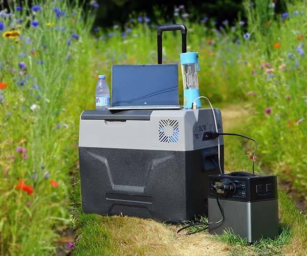 Acopower Outdoor Solar Cooler and Freezer
