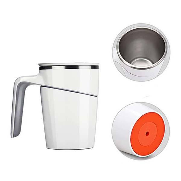 Artiart Suction Coffee Mug