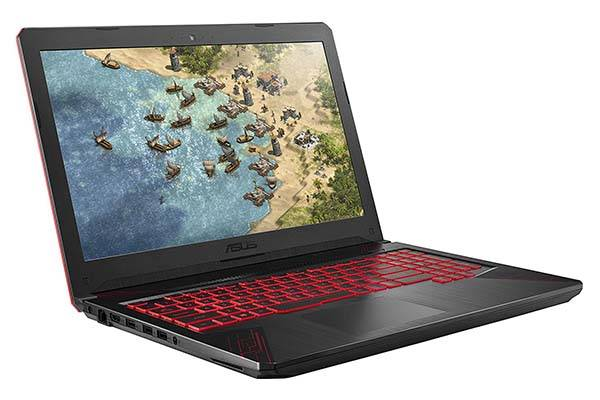 ASUS TUF FX504 Gaming Laptop